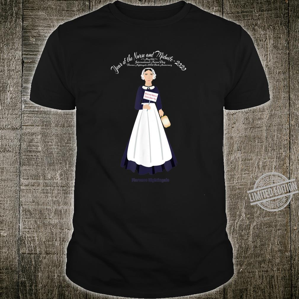 200th Anniversary Florence Nightingale, Nurse Shirt