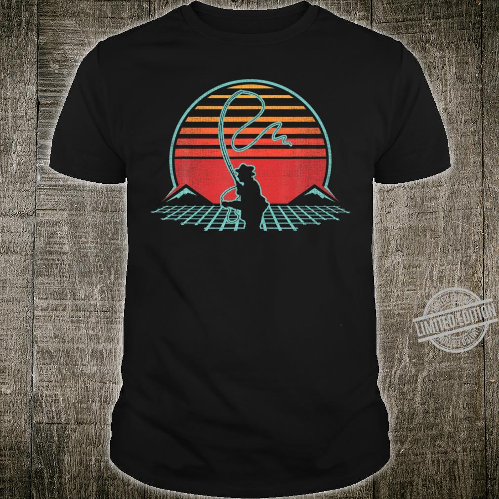 80s Style Fisherman Shirt