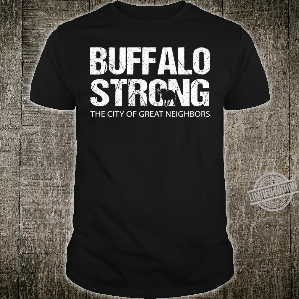 Buffalo Strong Buffalo Strong Crewneck Shirt