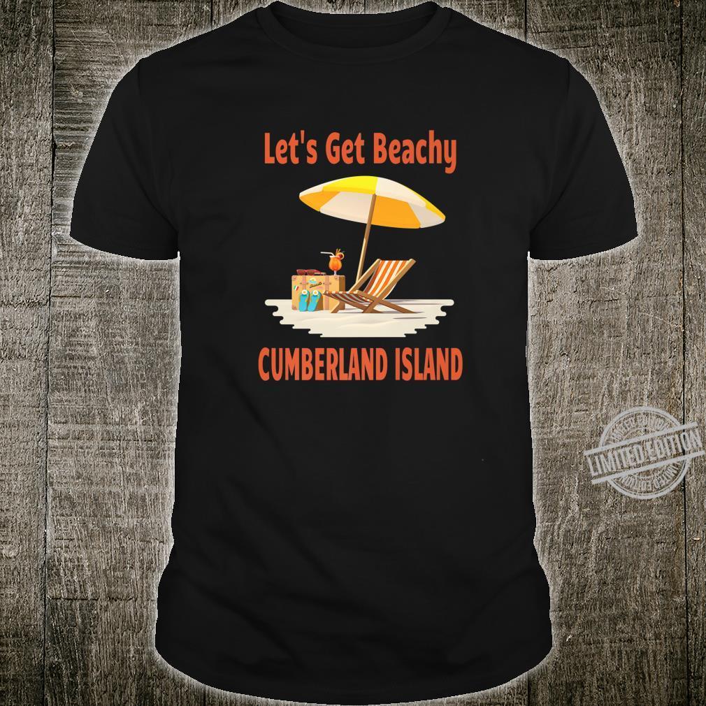 Cumberland Island Vacation Georgia Beach Shirt