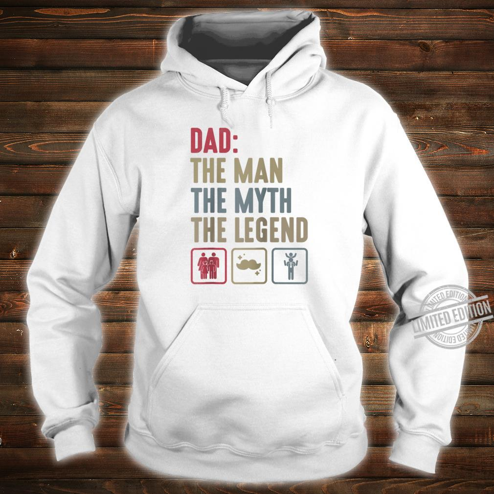 Dad Grandpa Fathers day Grandfather Dad Papa Shirt hoodie