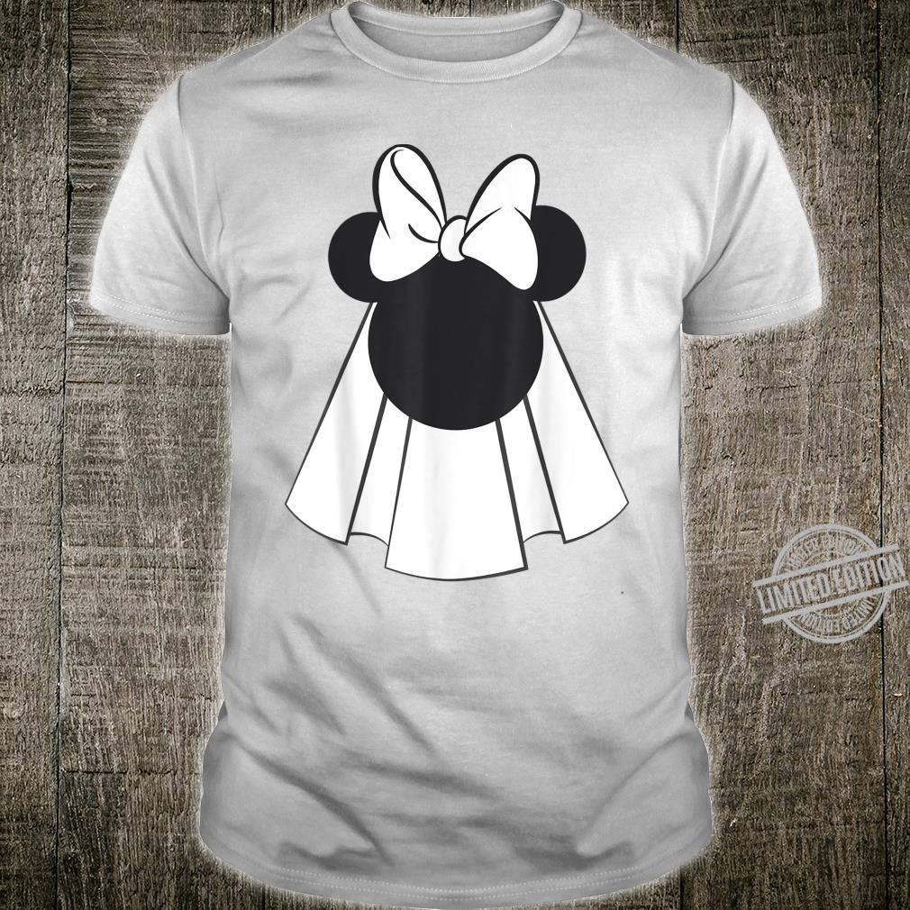 Disney Mickey And Friends Minnie Mouse Bride Shirt