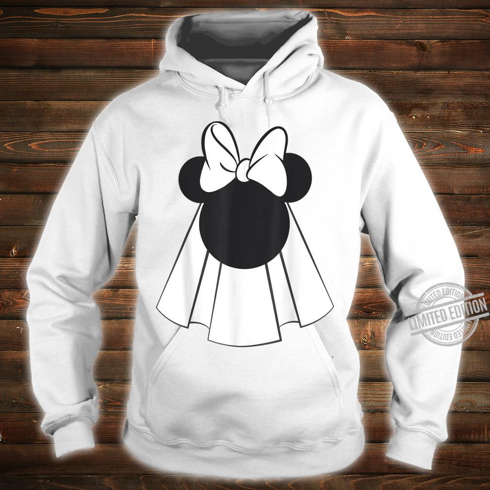 Disney Mickey And Friends Minnie Mouse Bride Shirt hoodie