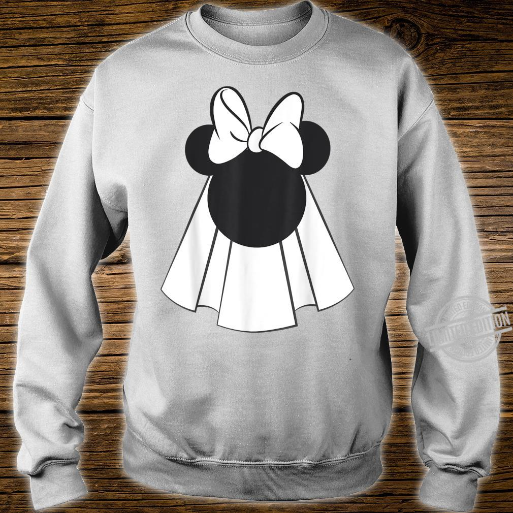 Disney Mickey And Friends Minnie Mouse Bride Shirt sweater