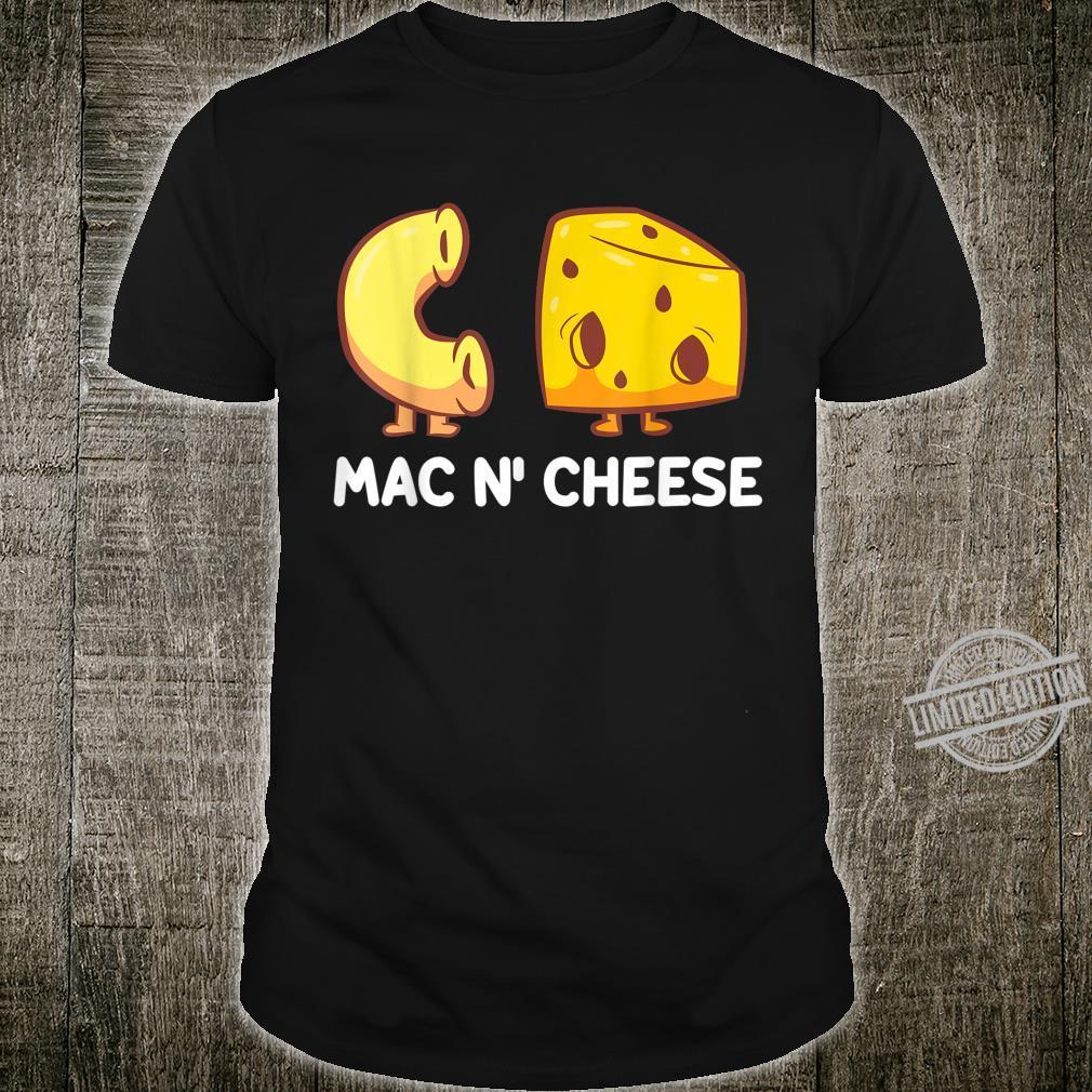Funny Mac'n Cheese Love Mac And Cheese Shirt