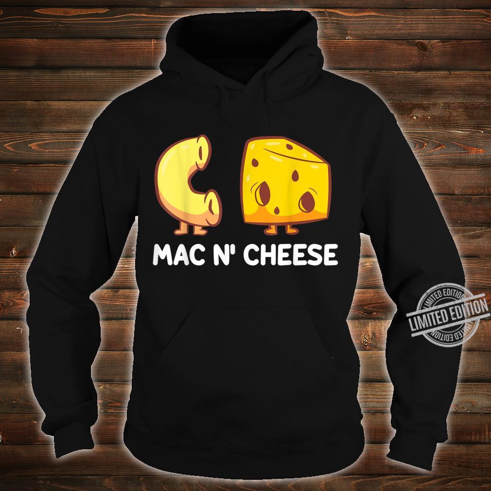 Funny Mac'n Cheese Love Mac And Cheese Shirt hoodie