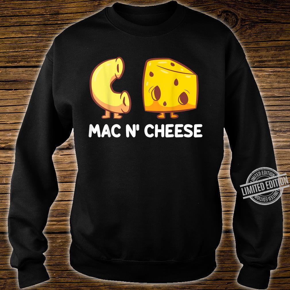 Funny Mac'n Cheese Love Mac And Cheese Shirt sweater