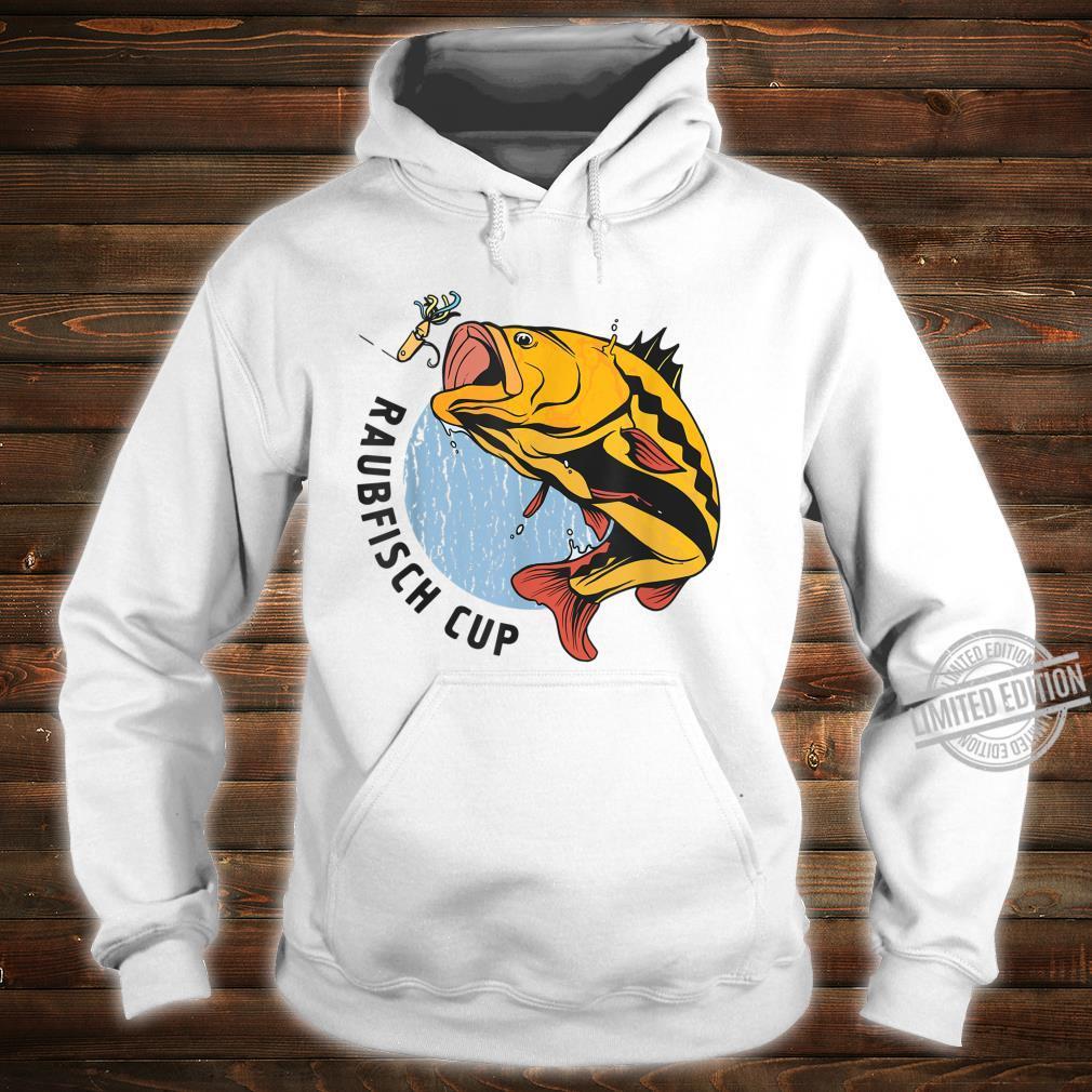 Herren Raubfisch Cup Herren Geschenkidee Shirt hoodie