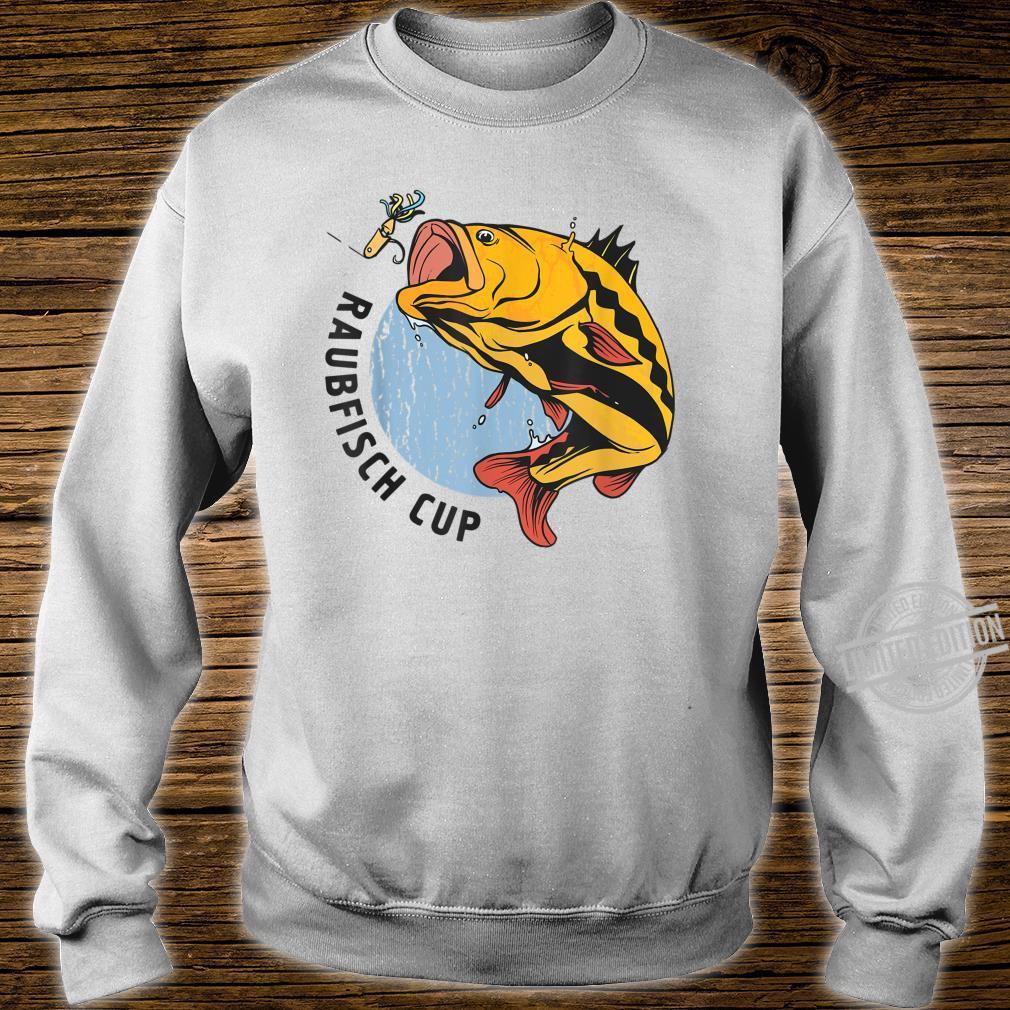 Herren Raubfisch Cup Herren Geschenkidee Shirt sweater