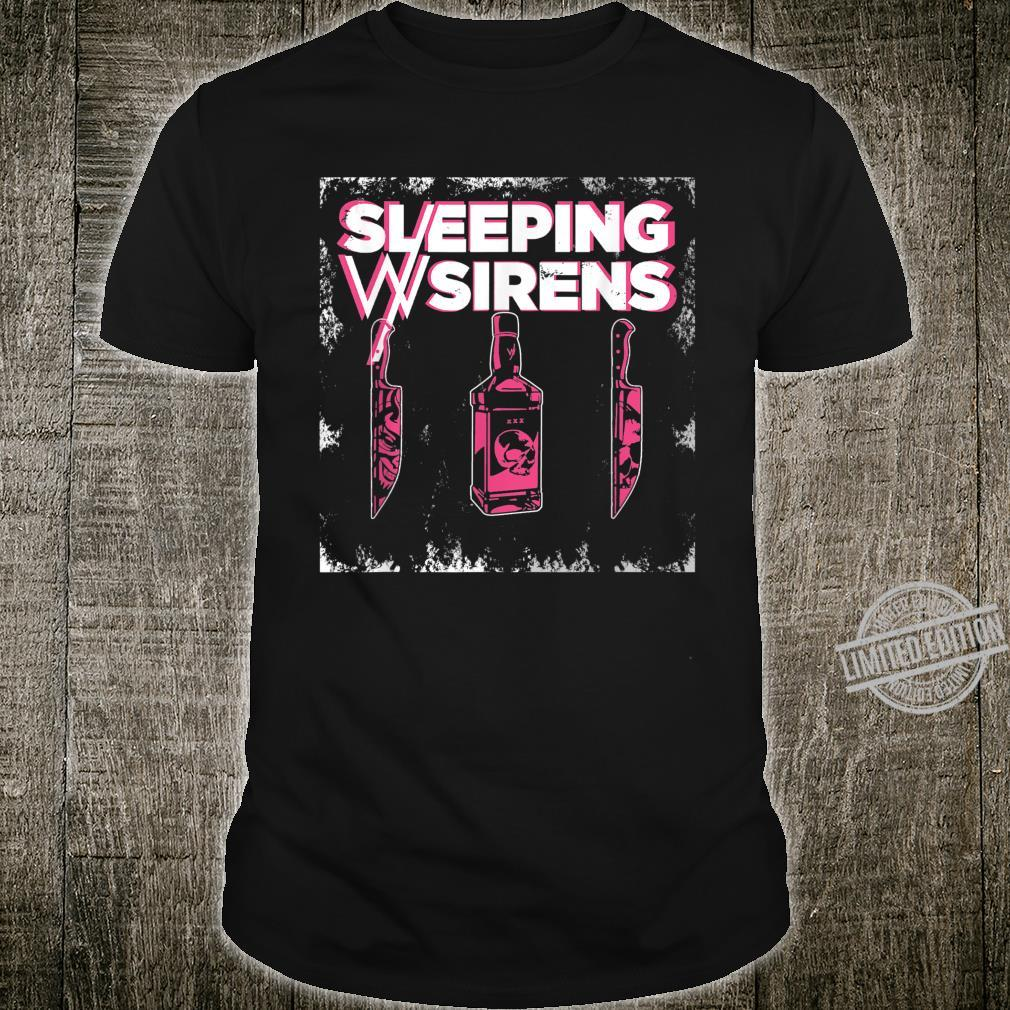 Let's Sleeping Cheers to With Sirens to Be Lost Shirt