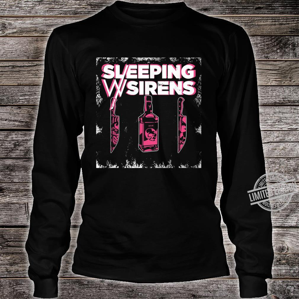 Let's Sleeping Cheers to With Sirens to Be Lost Shirt long sleeved
