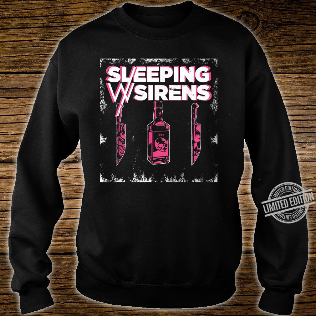 Let's Sleeping Cheers to With Sirens to Be Lost Shirt sweater