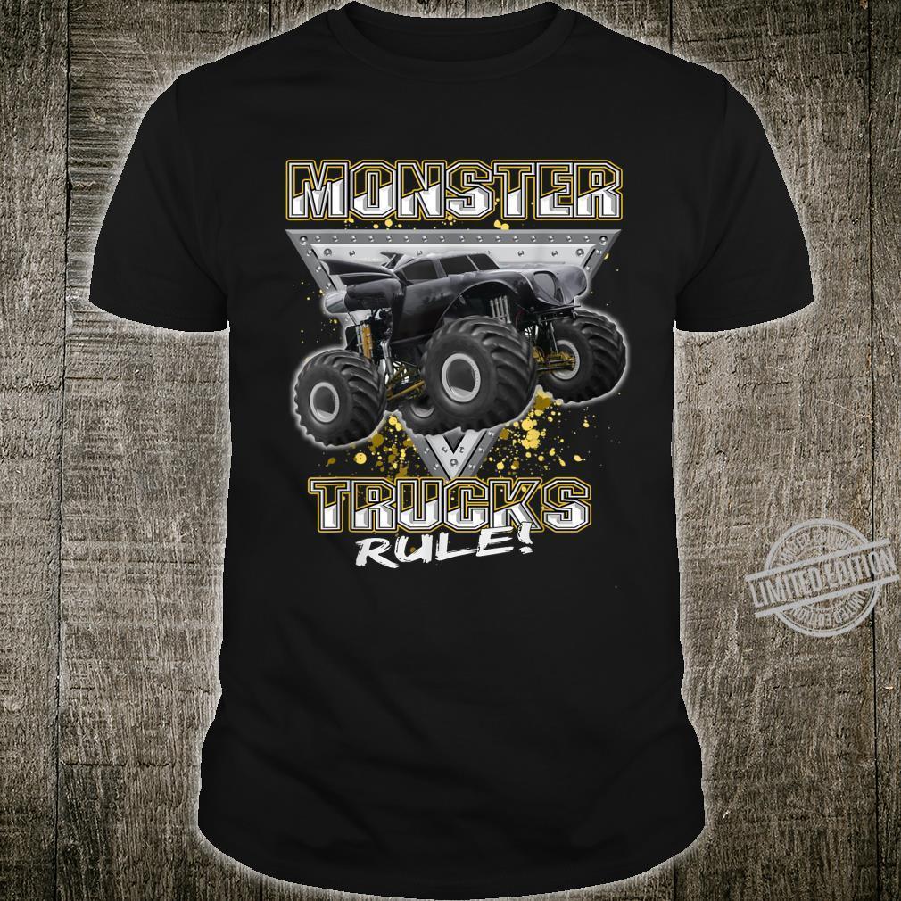 Monster Trucks Rule Shirt