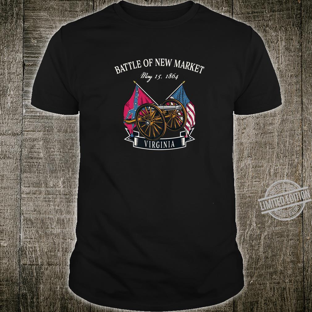 New Market Virginia Battlefield Shirt