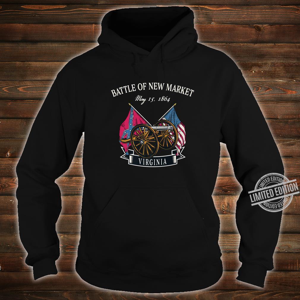New Market Virginia Battlefield Shirt hoodie