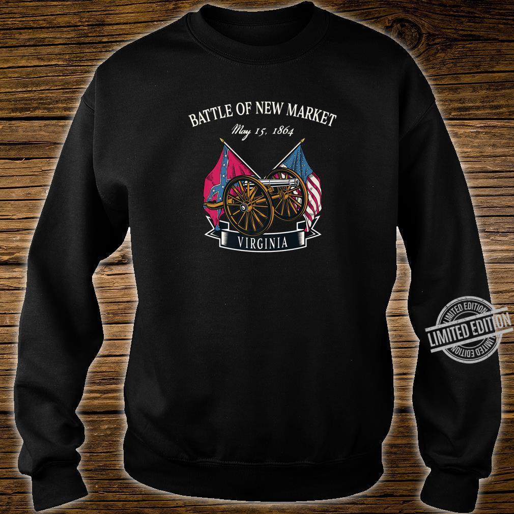 New Market Virginia Battlefield Shirt sweater