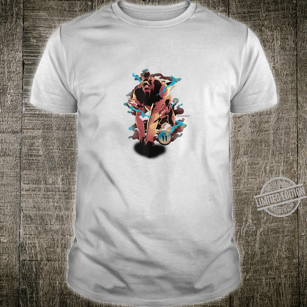 Shazam Movie Wrath Shirt