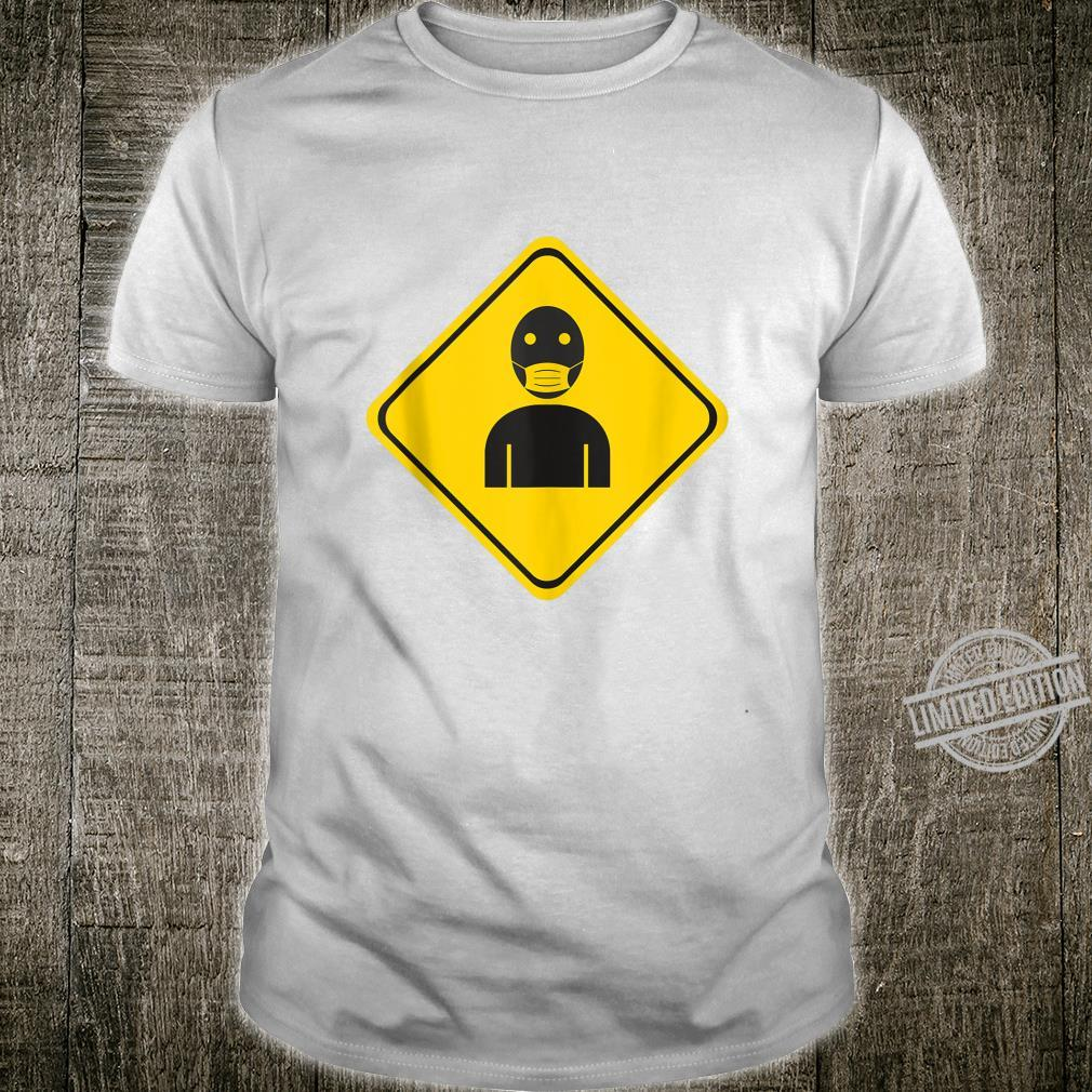 Stay Away Virus Protection Respiratory Quarantine Idea Shirt