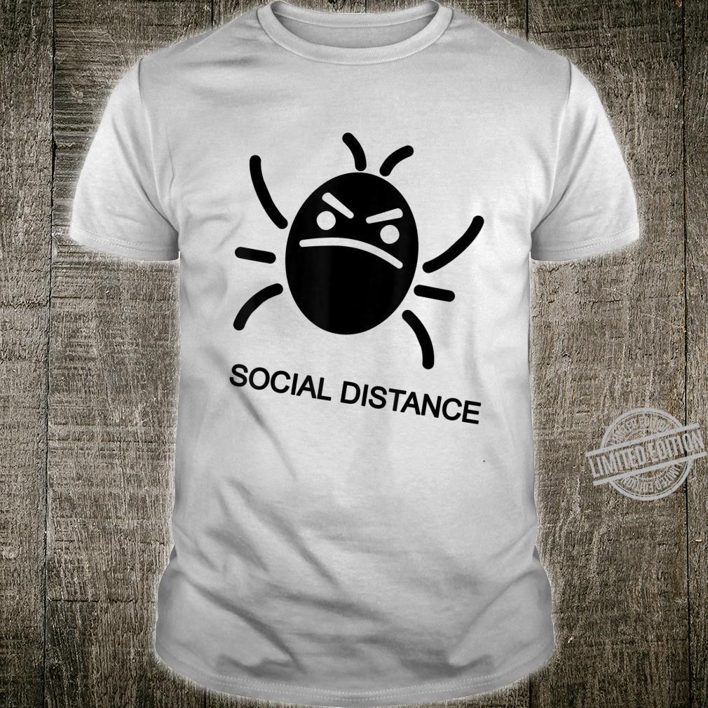 THE BUG SOCIAL DISTANCE Shirt