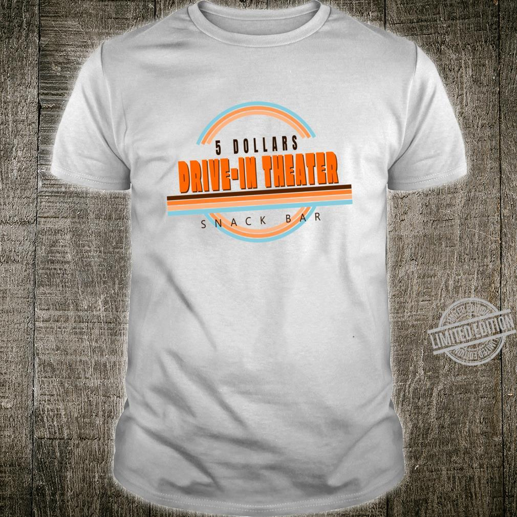 Vintage DriveIn theater and snack bar abel Shirt