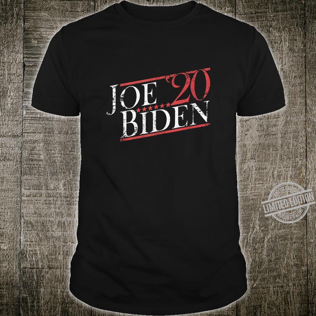 Vintage Joe Biden For President 2020 Election Joe Biden 2020 Shirt