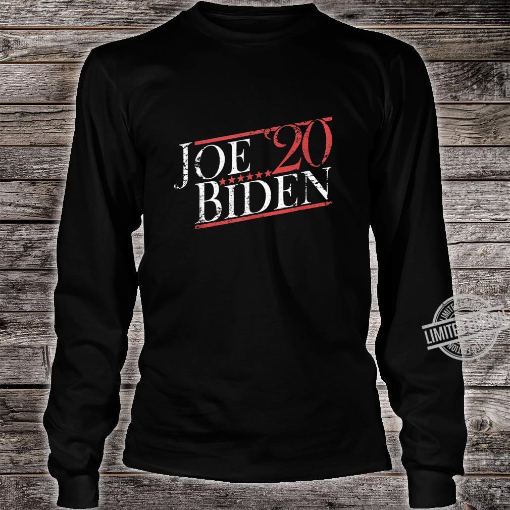 Vintage Joe Biden For President 2020 Election Joe Biden 2020 Shirt long sleeved