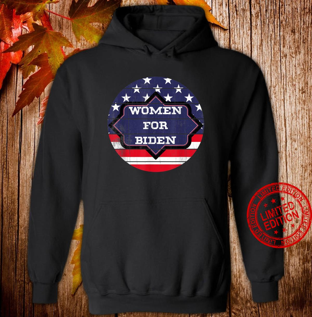 Women For Biden 2020 Democratic President Shirt hoodie