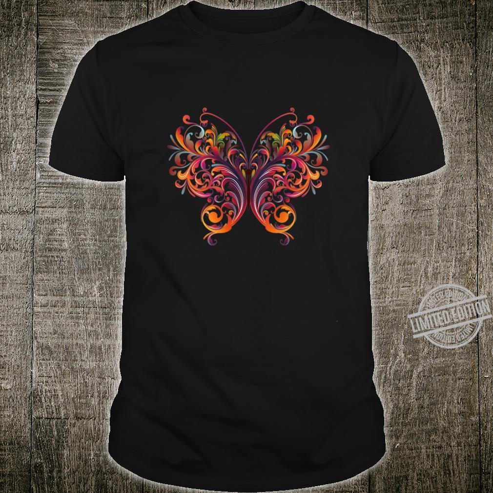 Womens Butterfly Shirt